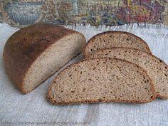 Литовский хлеб Жемайчу