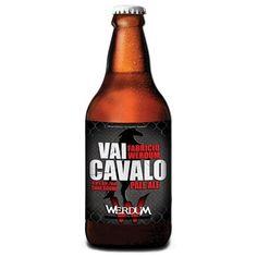 Vai Cavalo a cerveja do Fabrício Werdum
