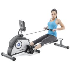 The rowing machine is a powerful piece of fitness equipment that allows you to get the most from your home gym workouts. Here are some rowing machine tips and benefits to help you get the most out of this invigorating full body workout.