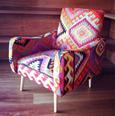Boyd Blue sells online Designer Furniture, Lighting, Home Decor and Textiles to the interior design, architecture and property development industries. Kilim Fabric, Chair Fabric, Kilim Rugs, Deco Boheme, Style Deco, Take A Seat, Home And Deco, My New Room, Chairs