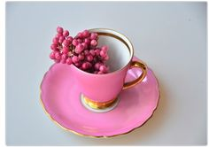 eine Augenweide, dieses Mocca Tassli von Seltmann. Mocca, Tea Cups, My Love, Tableware, Products, Dinnerware, Tablewares, Dishes, Place Settings