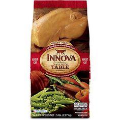 Innova Nature's Table Grain Free Turkey & Chicken