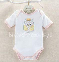 Owl Onesie from Baby Aspen – Brookshire Boutique