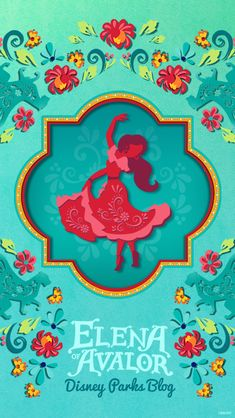Elena//Avalor Theme Disney Princess Paint with Water Kits