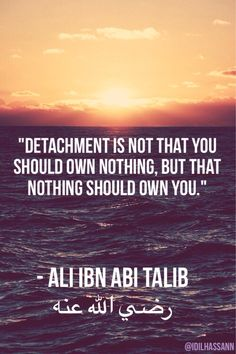 Nothing in this dunya is permanent, not even the dunya itself.