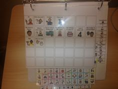 Communication Board with PCS symbols and Core Vocabulary. Communication Boards, Feeling Sick, Vocabulary, Core, Symbols, Feelings, Vocabulary Words, Glyphs, Icons