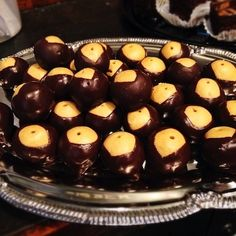 How To Make Buckeyes - The Lighter Side - December 2013 - New Orleans, LA
