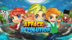 Attack for Revolution v1.24 [Mod] Apk Mod  Data http://www.faridgames.tk/2017/05/attack-for-revolution-v124-mod-apk-mod.html