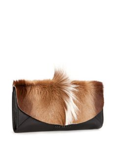 Ted Baker Moti Bold Envelope Clutch