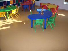 School in hyderabad (picture 2 of 3). Vinyl flooring
