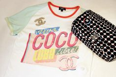 What I Wore: CHANEL Cruise Cuba Graphic Tee