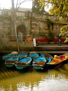 Oxford, England - near and dear to my heart