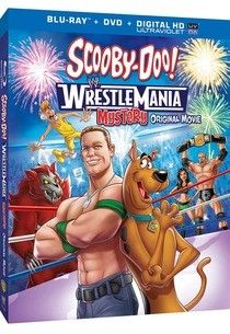 WWE:Scooby Doo invade WrestleMania