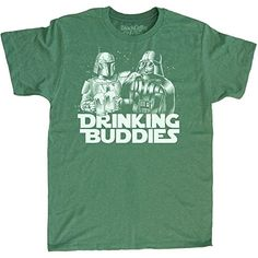 1e02a3ccf ST PATRICK'S DAY. THE best shirt for #StPatricksDay. Men's Star Wars Shirt  from Amazon ($17.99)
