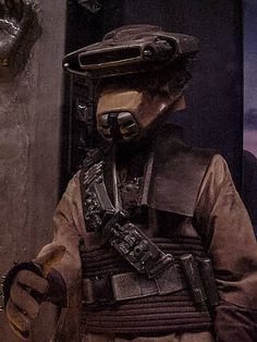 The Princess Leia Bounty Hunter costume from Star Wars: Return of the Jedi Movie