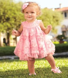 Easter style for your lil' lady bean from @chasing fireflies #LittleStyleEaster