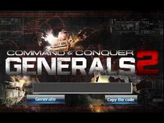 E Bf F C B B F Bf Command And Conquer Generators on Command And Conquer Generals Cd Key