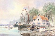 David Eddington Fine Art | Gallery of Seascape Paintings