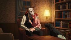Elias Ainsworth, Chise Hatori, The Ancient Magus Bride, Elves Fantasy, Black Butler Kuroshitsuji, Kawaii, Manga, Anime Comics, Anime Love