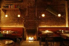 7 Top Picks on Where to Wine & Dine Your Valentine in NYC: Tiny's & the Bar Upstairs