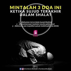 Pray Quotes, Hadith Quotes, Quran Quotes Love, Quran Quotes Inspirational, Islamic Love Quotes, Muslim Quotes, Life Quotes, Quotes Sahabat, Famous Quotes