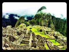 Macchu Picchu: My photo @ TripColor;)
