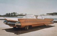 Ford La Tosca 1955