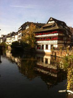 La Petite France, Strasbourg - France