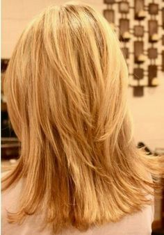 Love Medium Length Layered Hairstyles? wanna give your hair a new look? Medium Length Layered Hairstyles is a good choice for you. Here you will find some super sexy Medium Length Layered Hairstyles,  Find the best one for you, #MediumLengthLayeredHairstyles #Hairstyles #Hairstraightenerbeauty