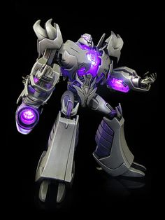 Transformers Prime : Megatron (MC) | Flickr - Photo Sharing!