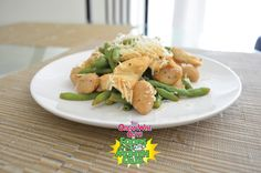 Great ideas to incorporate pasta with fresh beans | The OrganWise Guys Blog #pasta #beans #myplate