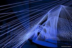 Interactive Light and Sound Installation Plays Like a Guitar - My Modern Metropolis