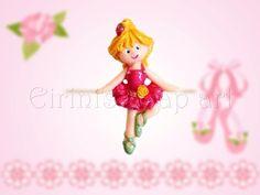Ballerina doll soap Ballerina Doll, Tinkerbell, Disney Characters, Fictional Characters, Soap, Dolls, Disney Princess, Kids, Handmade