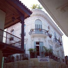 Casco Viejo -  Architecture in Panama City - Panama City - Wikipedia, the free encyclopedia