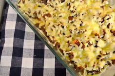 De simpele en gezondere versie van de Kapsalon met o.a. aardappeltjes, gehakt en ijsbergsla, die je eenvoudig zelf thuis kunt maken.