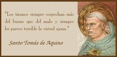 (Santo Tomás de Aquino)