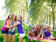 Love the colors.Best Friend Photoshoot with Fashion Photographer Michelle Moore at the Seattle Center Best Friend Photography, Cute Photography, Senior Photography, Cupcake Photography, Spring Photography, Sister Photos, Best Friend Pictures, Kid Photos, Family Pictures