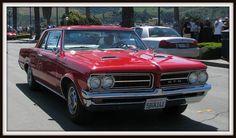 1964 Pontiac GTO Hardtop, first muscle car.