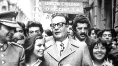 Top 10 Modern Moments of Insane Political Badassery - President Salvador Allende of Chile Allende chose to stay during a coup against him. As missile after missile pounded into the palace, Allende tooled himself up with an AK-47 given to him by Fidel Castro, and proceeded to unleash hell on Pinochet's military thugs. With the building burning around him and no one but a handful of guards to watch his back, this timid doctor from the sticks managed to hold off the combined might of the Navy…