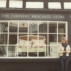 West Sussex: The Country Brocante Store, Griffen House,  West St, Midhurst GU29 9NQ. (also Love Lane Vintage's fairs at Cowdray House and Daylesford.)