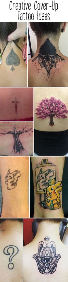 Cover up tattoos are popular for a number of reasons, and are more healing than people think. While there are...