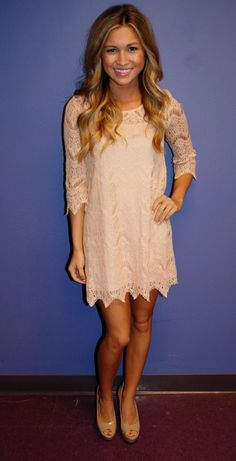 Pretty in Lace Pink