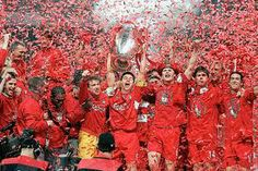 Liverpool - 2004/05 v Milan (3-3 *3-2 on penalties)