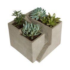 Sunderland Cube Planter