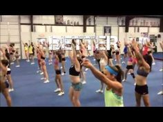 Cheerleading Conditioning Workout - INTENSITY™ Drill Clinic