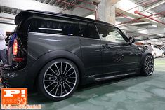 Clubman R55 with R113 JCW Wheels