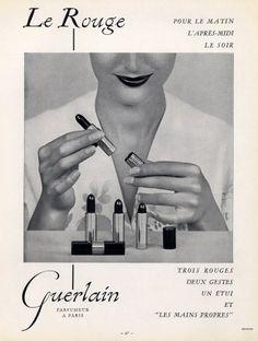 Guerlain (Cosmetics) 1953