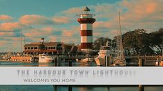 Hilton Head - Attractions - The Harbour Town Lighthouse