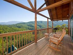 Pigeon Forge, TN: How about the view from this cabin...The Lodge at Sherwood Forest offers a cabin full of exciting things for young and old. The cabin is in a fantasti...