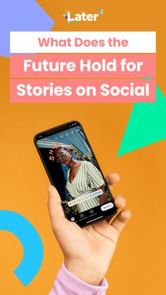 Stories are a perfect example of how social media and the way we consume content is changing. When Instagram first introduced Stories to the app in 2016, 150 million people used the feature. Now, over 500 million people use Stories every day — and every major social network has some form of a stories-like feature in the works. But what makes stories so successful and how will they evolve as behaviors shift on social media? Here are our predictions. #instagram101 #instagramstories #stories